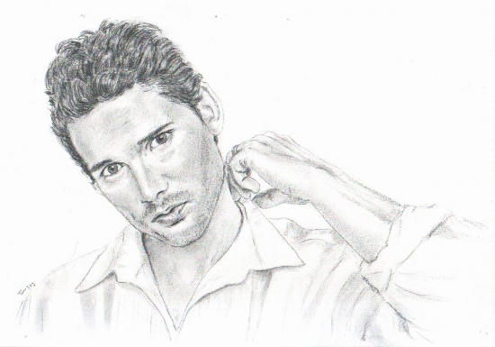Eric Bana por Powerfulwoodelf